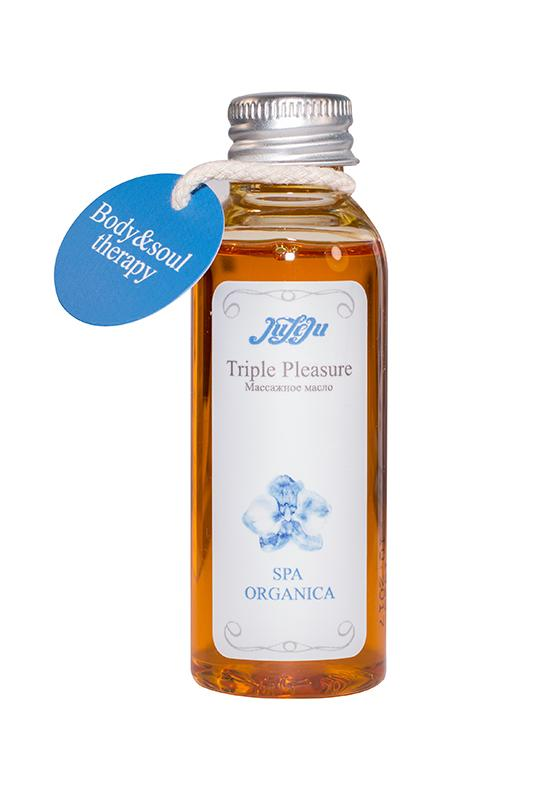 Массажное масло Spa Organica 50 гр 10326JULEJU