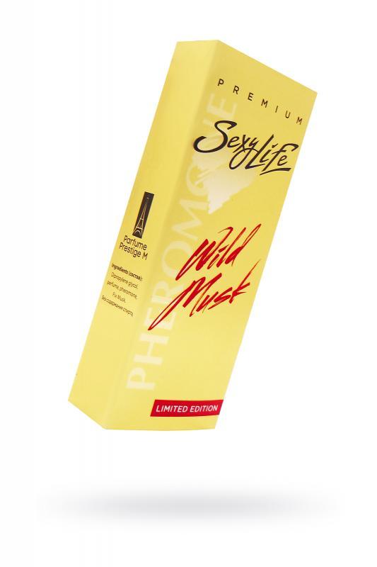 Духи с феромонами Wild Musk №15 философия аромата Tom Ford - Black Orchid , женские, 10 мл