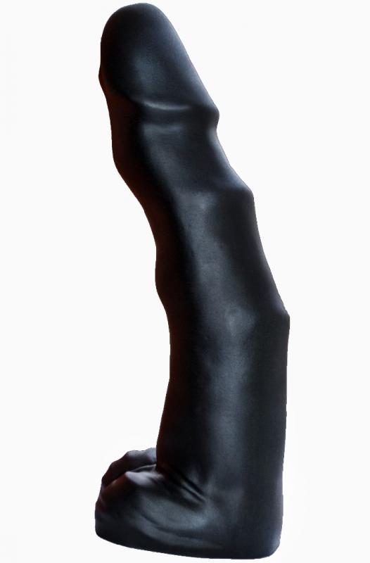 Фаллоимитатор-супергигант TYRANT черный 927800ru